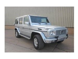 armoured level 6 mercedes 500g wagon for sale black shadow international. Black Bedroom Furniture Sets. Home Design Ideas
